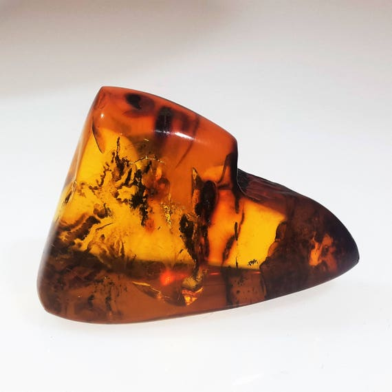 53g Genuine Baltic Amber Stone