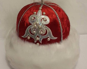 Saukele (women headwear)