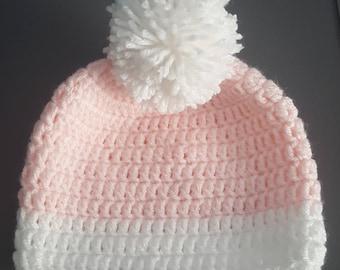 Pink santa hat  7266957cbf25