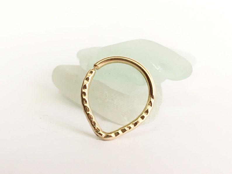 Intimate Jewelry Nipple Piercing Jewelry Nose 18g Nipple Ring 18g Nipple Jewelry Ring Triangle Piercing Hoop Breast Jewelry Nipple Hoops