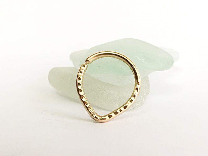 14g Nipple Ring 14g Nipple Jewelry Nipple Piercing Jewelry Nipple Hoops Intimate Piercing Nipple Jewelry Ring Triangle Piercing 14g Hoop