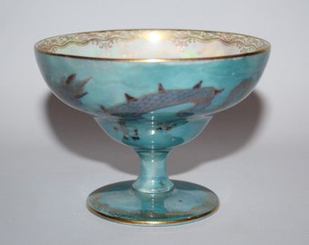 Wedgwood - Fairyland Lustre Dragon - Melba Cup - 1922 - Daisy Makeig-Jones - vgc