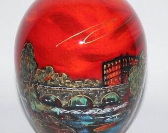 Anita Harris Art Pottery - The Belper Heritage Collection - Delta Vase