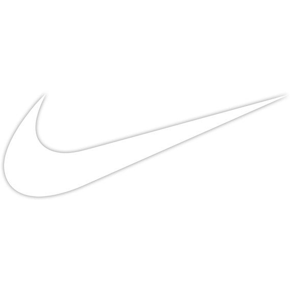 Nike swoosh logo sticker decal car truck window laptop die cut maxwellsz