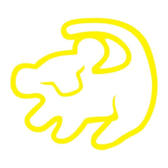 Simba Symbol Lion King Disney Decal Sticker Car Truck Window Etsy