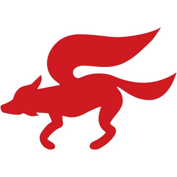 Super Smash Bros Star Fox Emblem Logo Sticker Decal Car