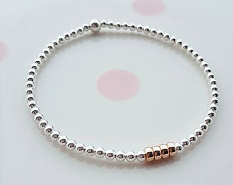 40th Birthday Bracelet Gift For Her Ideas Daughter40th Sterling Silver