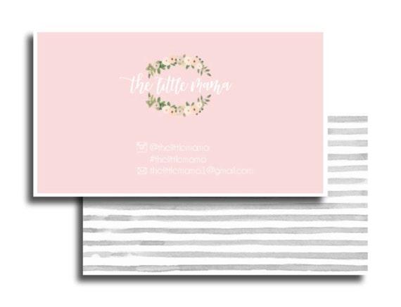 Cartes De Visite Imprimables Nom Modele Carte