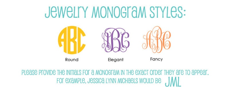 42 Color Options Vintage Design Monogram Necklace /& Earring Set Antique Bronze Jewelry Gift Personalized with Initial or Monogram
