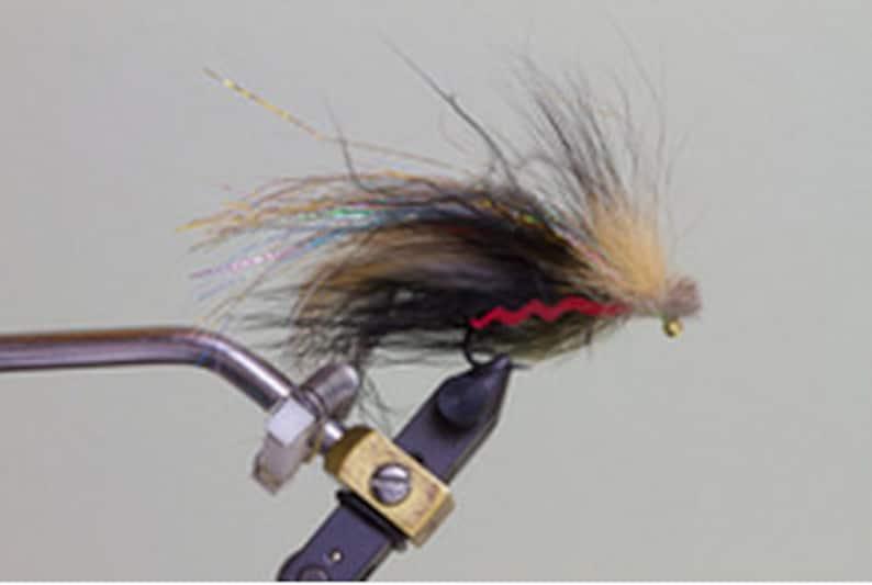 Hand Tied Flies - Steelhead Sculpin Selection