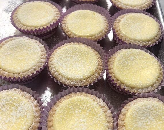 Cheese Tarts 8 ct, Use coupon code IWILLPICKUP for pick-up orders