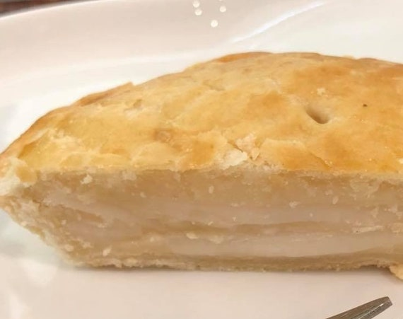 "Plain Buko Pie 6"" (Medium), Use coupon code IWILLPICKUP for pick-up orders"
