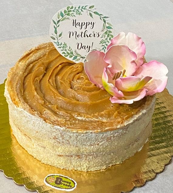 """8"""" Naked Yema Cake"""
