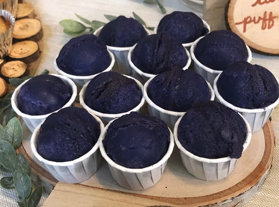 Ube Mochi Cake Balls 12 ct, Use coupon code IWILLPICKUP for pick-up orders