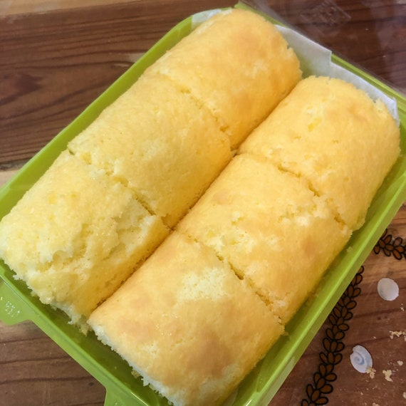 Pianono or Filipino Rolled Cake