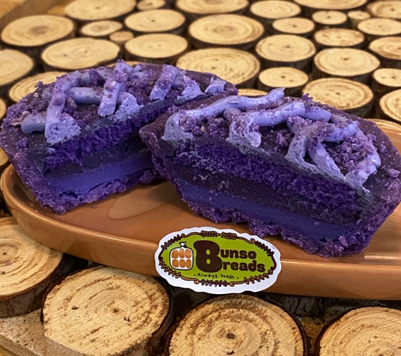 "Ube Dream Tart 4.25"" 4 ct"