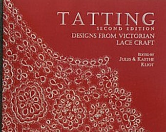 Tatting Designs From Victorian Lace