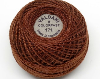 Valdani Pearl Cotton 8