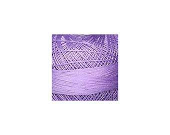 Lizbeth Thread Size 40 Solid: #632 Purple Medium