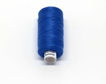 Valdani 60wt. Cotton Thread - #210 Sapphire