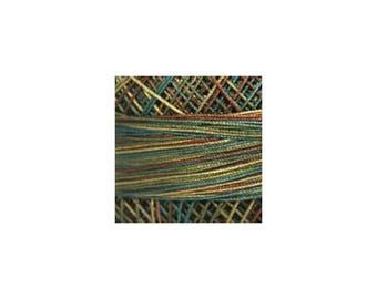 Lizbeth Thread Size 20 Variegated: #179 Herbal Garden