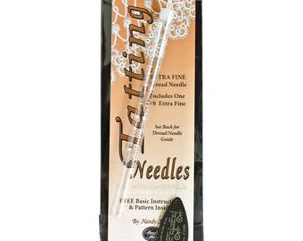 Tatting Needle: Size 8 (Extra Fine)