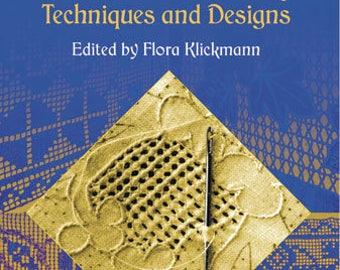 Victorian Needlework: Techniques and Designs, by Flora Klickmann