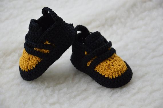 Crochet shoes Baby Rock Climbing Shoes