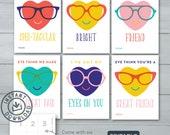 Kids Valentine cards | Gl...