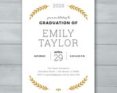 Graduation Invite  |  Gra...