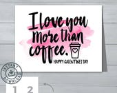 Galentine Card  |  Girl f...
