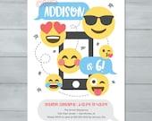 Emoji Invitation  |  Emoj...