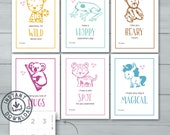 Kids Valentine Cards | Cu...