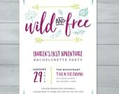 Wild and Free Bachelorett...