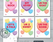 Kids Valentine cards | Ca...