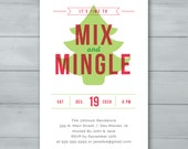 Mix & Mingle Holiday Part...