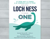 Loch Ness Monster Birthda...