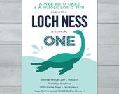 Loch Ness Monster Birthda...