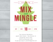 Mix & Mingle Holiday Part...