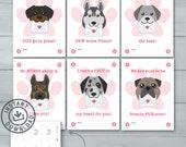 Kids Valentine cards | Do...