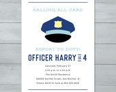 Police Officer Birthday P...