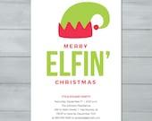 Merry Elfin' Christma...