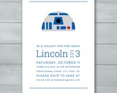 R2D2 Star Wars Birthday P...