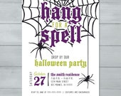 Halloween Party Invitatio...