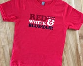Red, White & Blue-Yah! T-...
