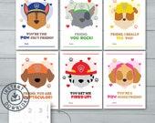 Kids Valentine cards | Pa...