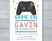Gaming Video Games Birthd...