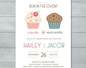 Cupcake or Stud Muffin Ge...