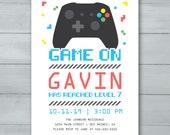 Gaming Video Games Birthd...
