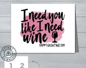 Galentine's Day Card ...
